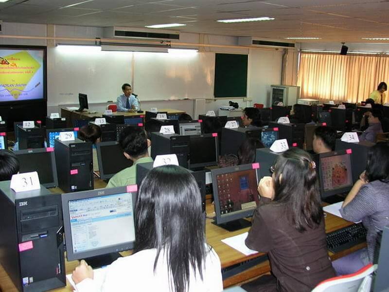 Photo of the workshop at Bangkok Metropolitan Administration (2003)