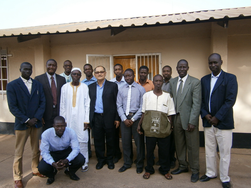 Gambia Workshop