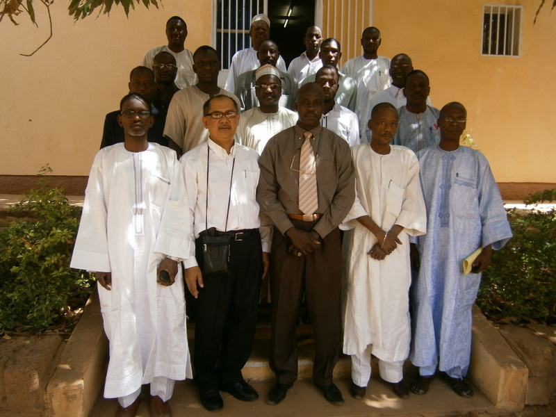Niger Workshop