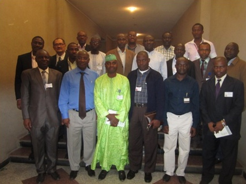 Nigeria's Training Participants